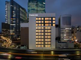 karaksa hotel premier Tokyo Ginza, hotel in Tokyo