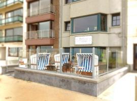 Hotel Villa Escale, hotel in De Panne
