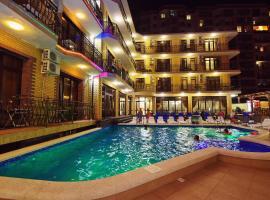 Кастро, отель в Кабардинке