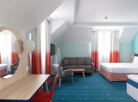 Magic Circus Hotel Marne La vallee, hôtel à Magny-le-Hongre