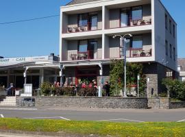 "Hotel ""Zum Moseltal"", hotel near Roesterkopf mountain, Mehring"
