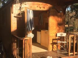 Gipsy Home di Villa Del Dottore, glamping site in Montecarlo