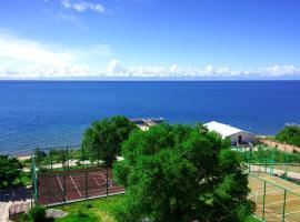Azure Sport Resort, отель в Булан-Соготту