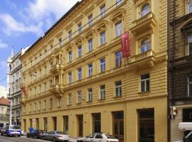 EA Hotel Mánes, hotel near Czech National Theatre, Prague