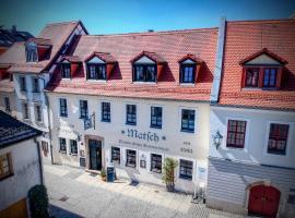 Matsch - Plauens älteste Gastwirtschaft, hotel in Plauen