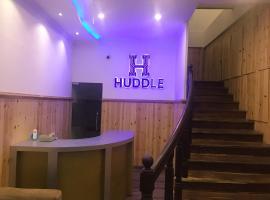 Huddle, hotel in Nuwara Eliya