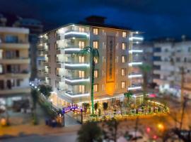 Pera Inn Hotel, отель в городе Аланья, рядом находится Alanya State Hospital