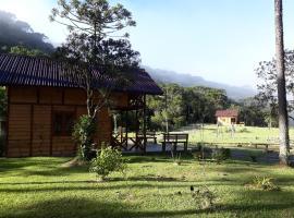 Pousada Vale da Imbuia chalé para temporada, holiday home in Urubici