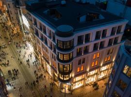 Sentire Hotels & Residences, отель в Стамбуле, рядом находится Площадь Таксим