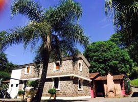 Pousada recanto, apartamento em São João do Polêsine