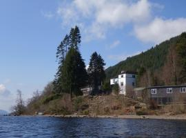 Lochside Hostel, Loch Ness, hostel in Invermoriston