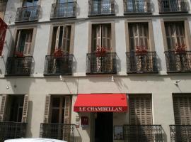 Hôtel Le Chambellan, hotel in Dijon