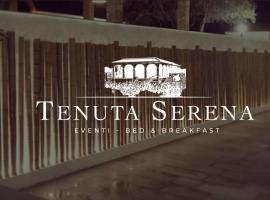 TENUTA SERENA - Maison de Charme, hotel a Molfetta