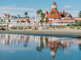 Hotel del Coronado, Curio Collection by Hilton, resort in San Diego