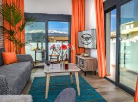Vintage City Apartments, hotel near Conference Centre of MAICh, Chania Town