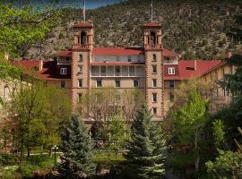Hotel Colorado, hotel in Glenwood Springs