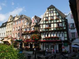 The Burgklause Boutique Hotel, hôtel à Linz am Rhein