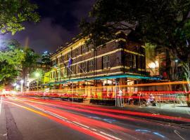 Mercantile Hotel, hotel in The Rocks, Sydney
