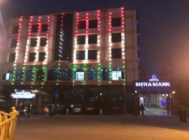 Hotel Mera Mann, hotel in Lucknow