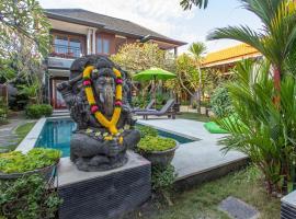 Raj Sindy Villa & Suites, apartment in Sanur