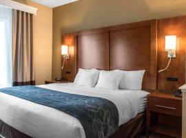 Comfort Suites Scranton near Montage Mountain, hotel in Scranton