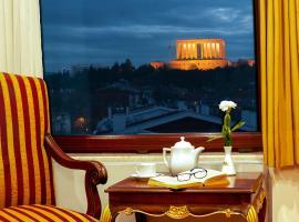 Hotel Ickale, hotel in Ankara