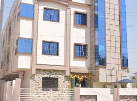 Hotel Sai Guest House, hotel near Dr. Babasaheb Ambedkar International Airport - NAG, Nagpur