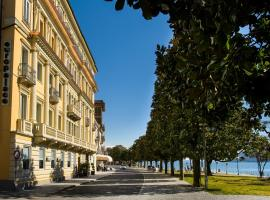 Europalace Hotel, hotel in Verbania
