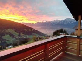Berghütte Jenewein, lodge in Weerberg