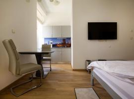 London apartment, apartment in Zagreb