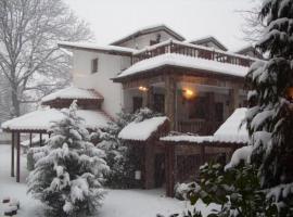 Хотел Теди Хаус, хотел близо до Връх Вихрен, Банско