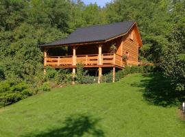 Villa Eden, self catering accommodation in Ślesin