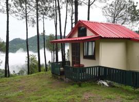 Pine Valley Resort, campground in Kasauli