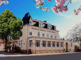 """Gasthaus & Pension """"ZU DEN LINDEN"""" Radebeul, Hotel in Radebeul"""