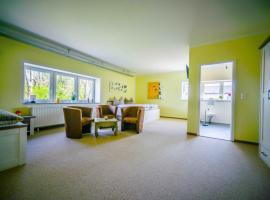 Winckelmann-Loft, apartment in Seehausen