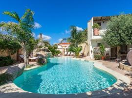 Hotel Villa Canu, hotel in Càbras