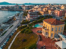 Villa Mosca Charming House, hotel with jacuzzis in Alghero