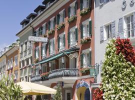 Vergeiner's Hotel Traube, Hotel in der Nähe von: Biedneralm, Lienz