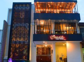 Samalá Casa Hotel, отель в городе Питалито