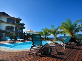 Ocean Terrace, guest house in Anse Royale