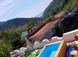 Villa Inn Costa, villa in Tramonti