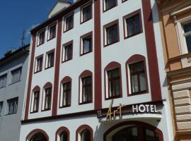Hotel Art, hotel v Písku