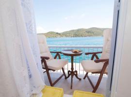 Cavos Seaside House, hotel a Vathi