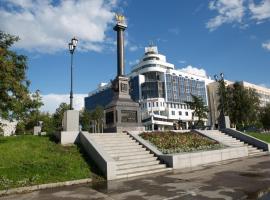 Отель Пур-Наволок, отель в Архангельске