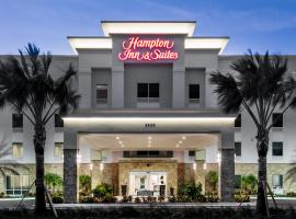 Hampton Inn & Suites West Melbourne-Palm Bay Road, accommodation in Melbourne