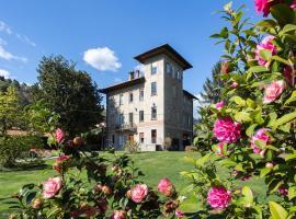 Villa Jejia, vacation rental in Lesa
