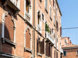 San Zaccaria Apartment, hotel near Doge's Palace, Venice