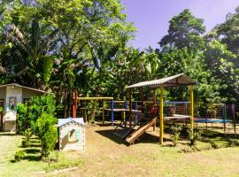 Recanto Do Pontal Camping, luxury tent in Angra dos Reis
