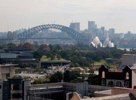 Top of the Town 227 Victoria Street, Darlinghurst, pet-friendly hotel in Sydney