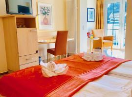 Aparthotel Kleine Perle, Hotel in Cuxhaven